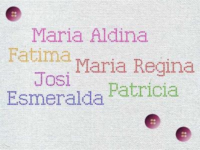 """""""Conhecendo as leitoras que responderam ao """"Quem é Você?"""" www.alinhavosdemoda.com.br"""
