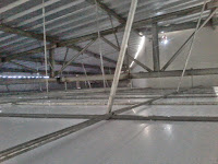 Estrutura de Metalão para Forro PVC