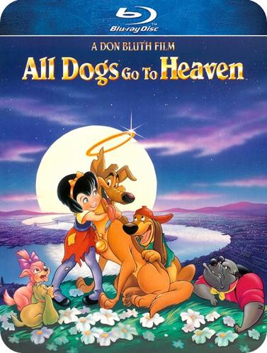 All dogs go to heaven |1989| brrip (μεταγλωτισμένο)