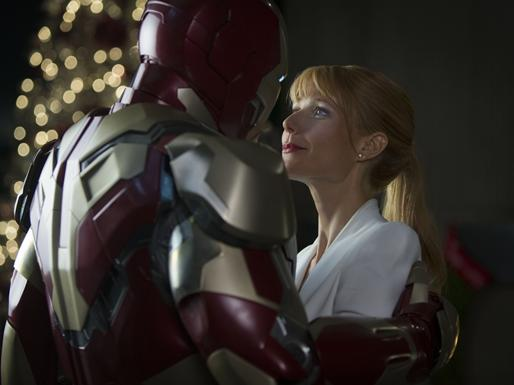 iron man and pepper relationship
