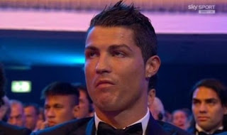 Ekspresi Cristiano Ronaldo - CR7