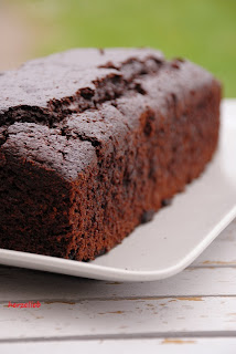 Zucchinikuchen mit Schokolade nach diesem Rezept - schmeckt fast wie Brownies