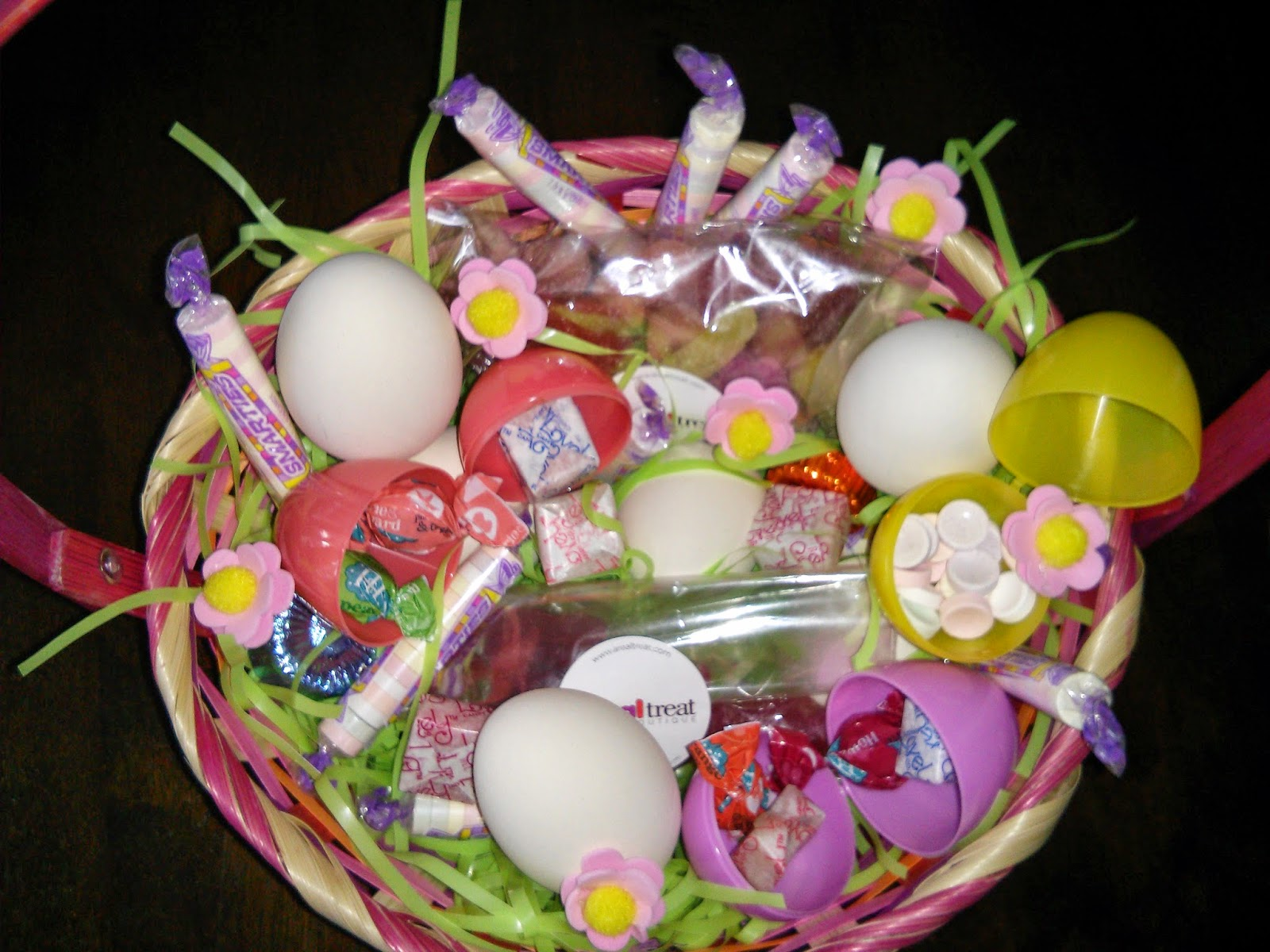 The dirty vegan the vegan easter basket the vegan easter basket negle Images