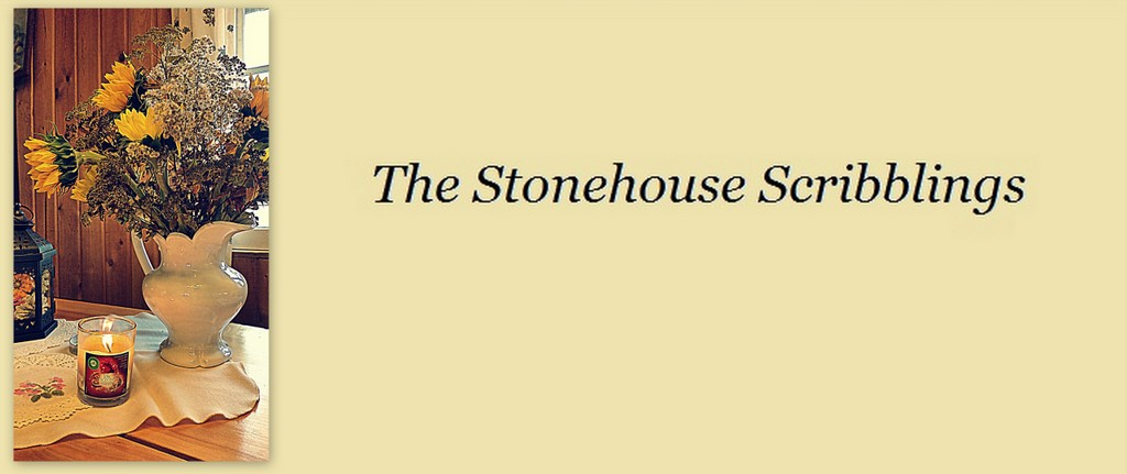 The Stone House Scribblings