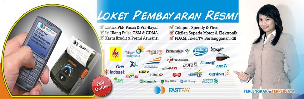 ppob, fastpay, ppob fastpay, bisnis loket pembayaran online, usaha loket pembayaran