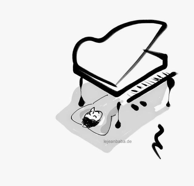 Klavierpause