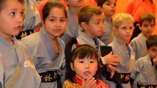 Niñas y Niños Kung-Fu Shaolin Matriculas Abiertas - Llamar ahora mismo Tlf: 626 992 139: