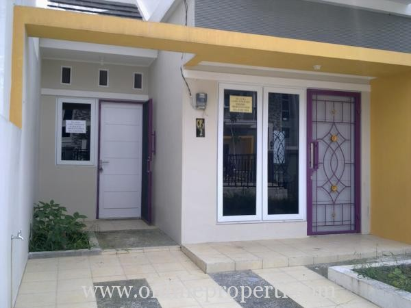 rumah dijual dijual rumah baru minimalis siap huni di villa bogor rh rumahdijual com