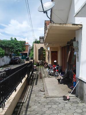 Foto rumah dijual tegal panggung Yogyakarta