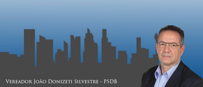 João Donizeti Silvestre - PSDB