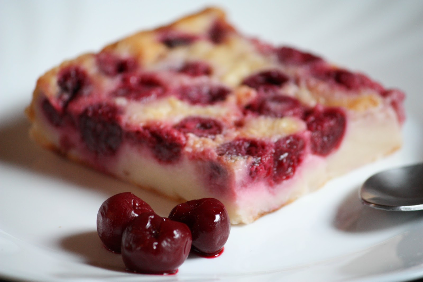 Passion Meets Creativity: Cherry Clafoutis