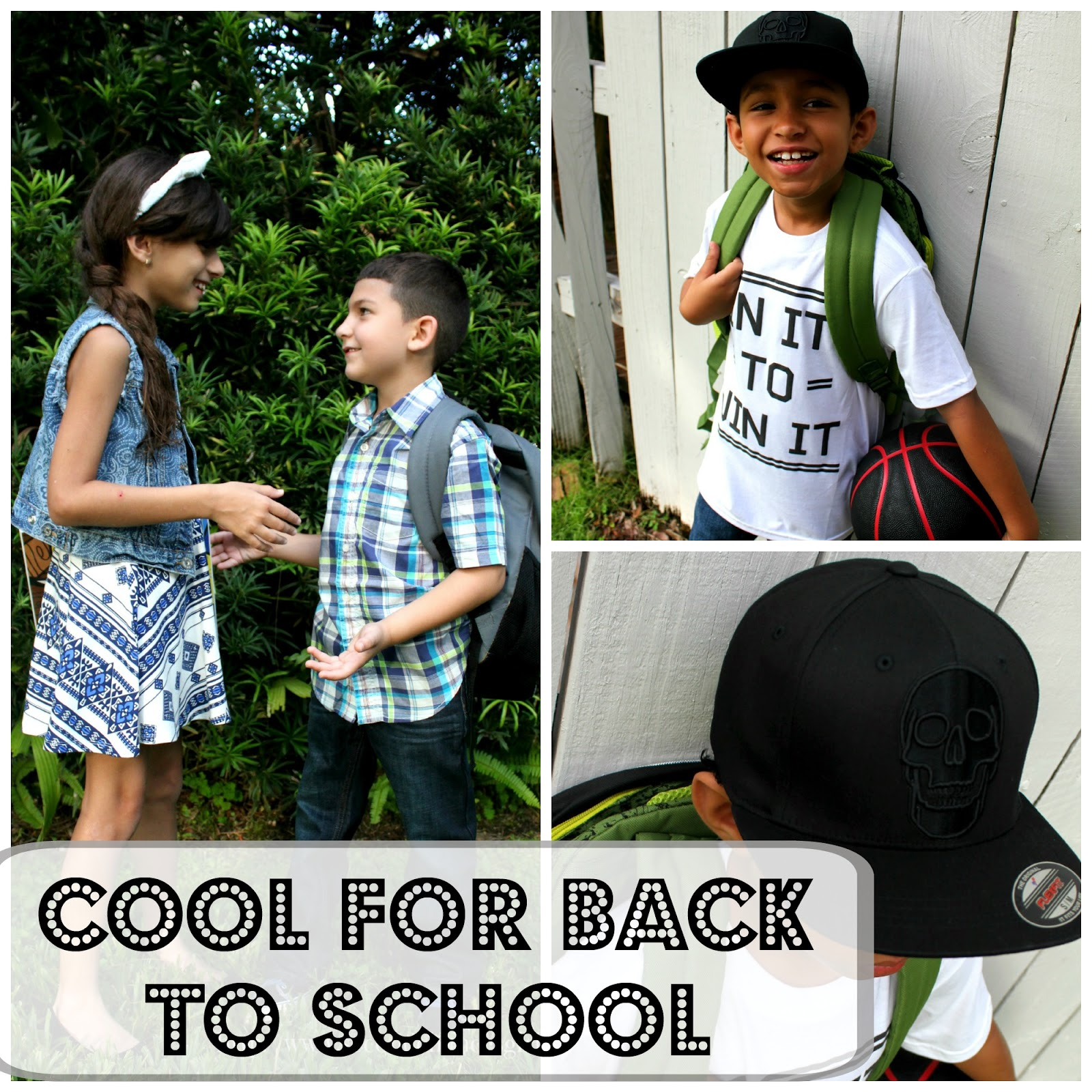 Cool looks for back to school by P.S. from Aeropostale