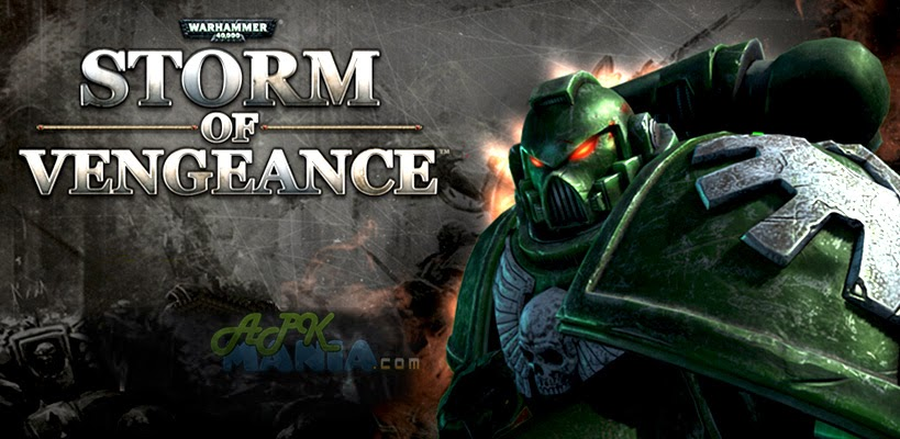 WH40k: Storm of Vengeance v1.0 build 38 APK+DATA