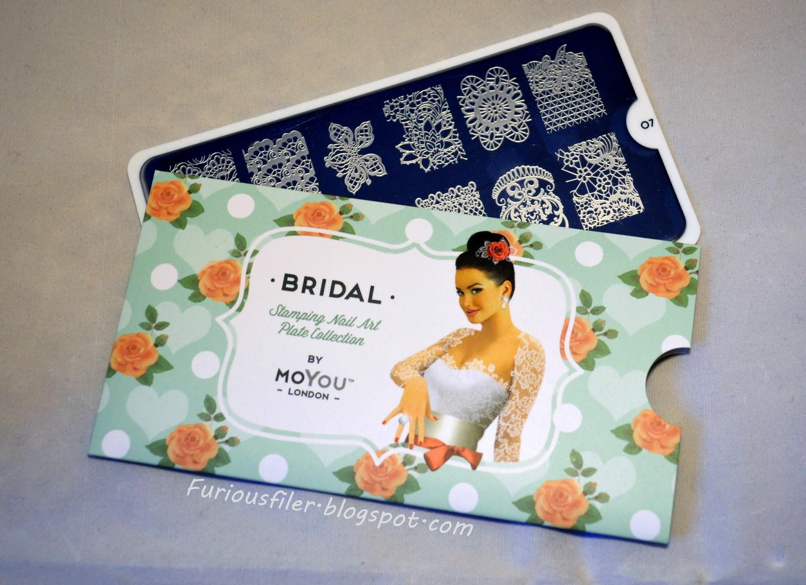 Moyou London bridal collection 07