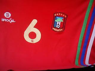 camiseta Guinea Ecuatorial