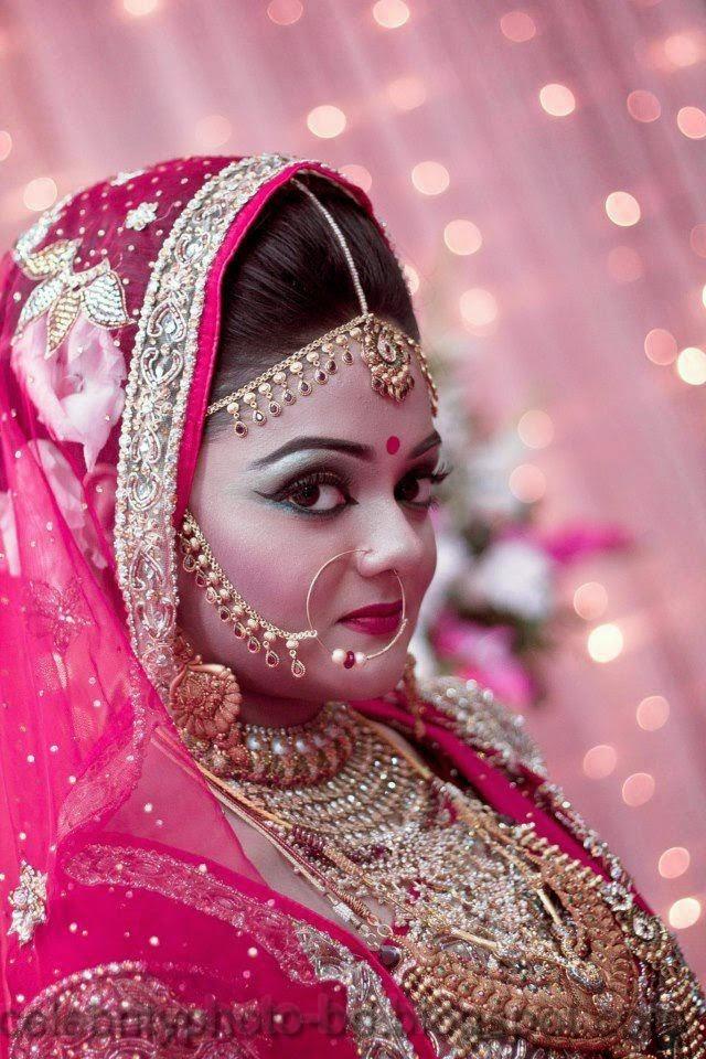 Beautiful+BANGLADESHI+BRIDE+WITH+GORGEOUS+MAKE UP+Photos+Collection014