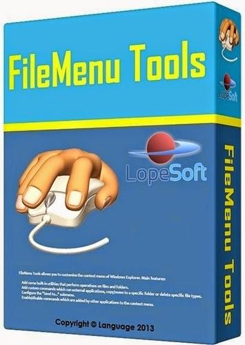 LopeSoft FileMenu Tools