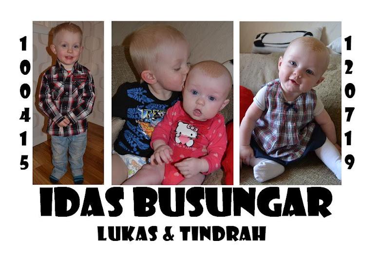 Mamma till Lukas & Tindrah