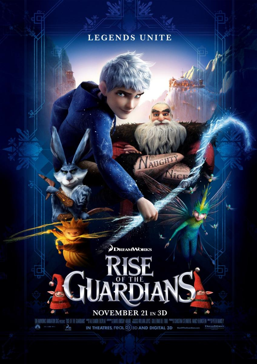  Rise of the Guardians  online en espaol gratis 