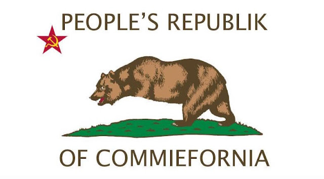 Commiefornia