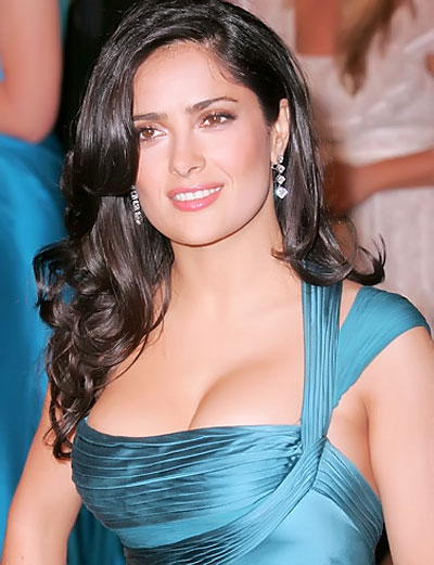Salma Hayek Wiki &amp; Pics