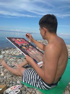 Я - художник Максим Сухарев