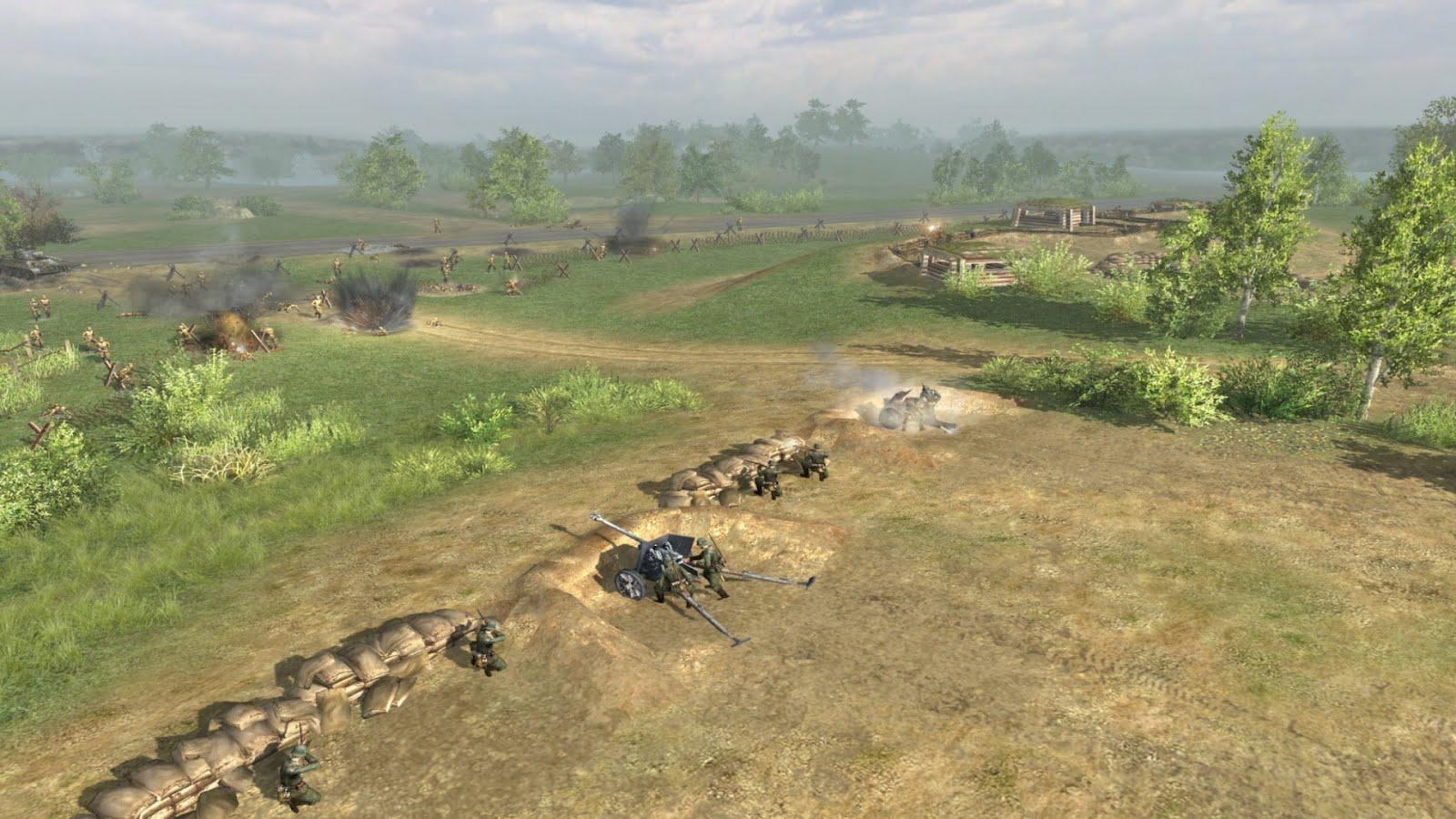 men of war condemned heroes PC Imagenes