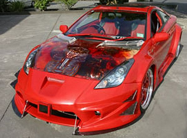 Toyota Celica Gts Custom Free Wallpapers Of The Most Beautifull