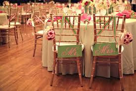 Special arrangement chair