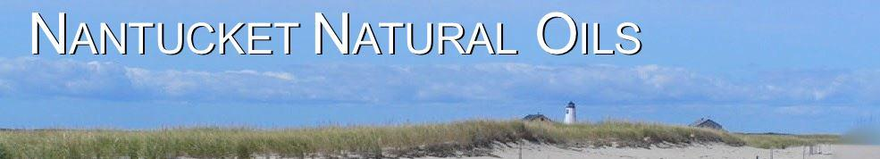 Nantucket Natural Oils - JDesmond