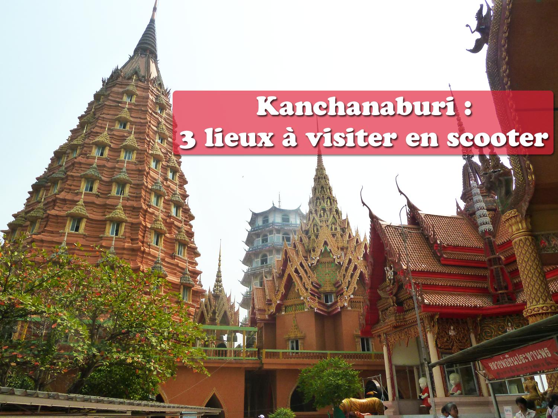 Temples Kanchanaburi