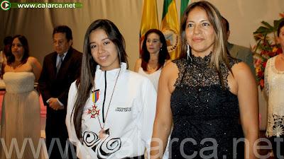 María Camila Martínez Suárez - Medalla a la Excelencia