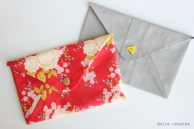 Клатч - конверт мастер-класс / Простые выкройки. Разноцветный клатч своими руками выкройка - WomanOnly