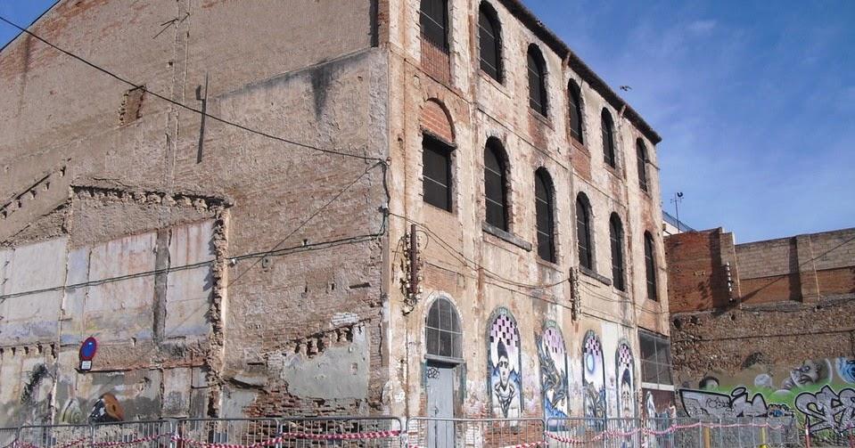 Patrimonio industrial arquitect nico lamentable estado de - Arquitectos sabadell ...