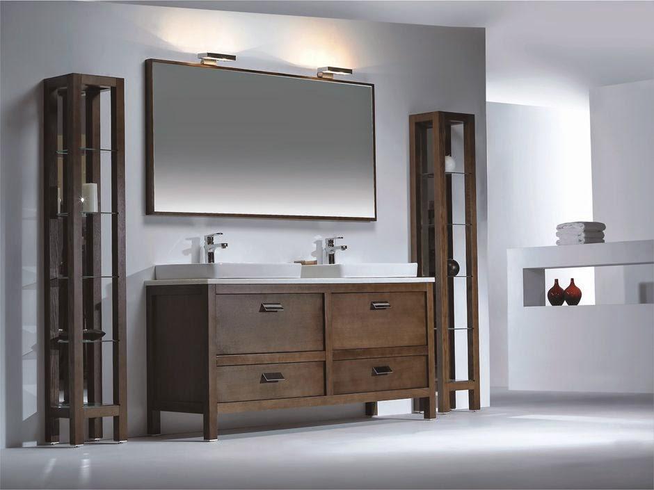 C mo elegir muebles de ba o revista tendenciadeco - Puertas para banos pequenos ...