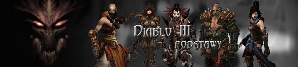 Diablo 3 podstawy