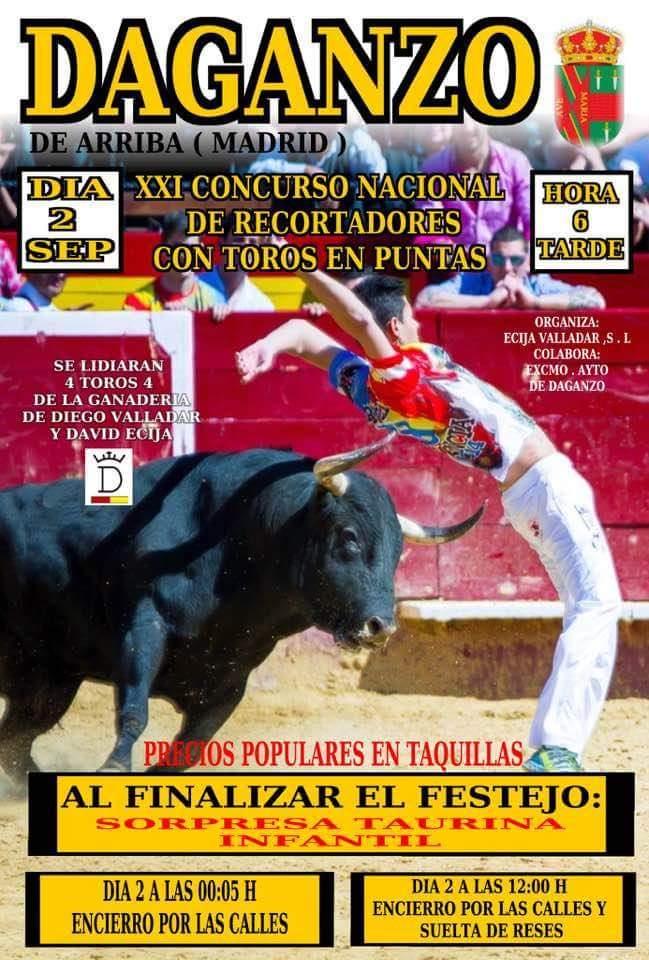 Daganzo de arriba fiestas patronales 2017 madrid - Daganzo de arriba ...