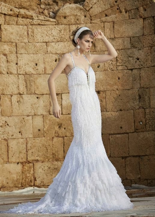 Daniel Romi Kadosh Spring 2014 Bridal Collection
