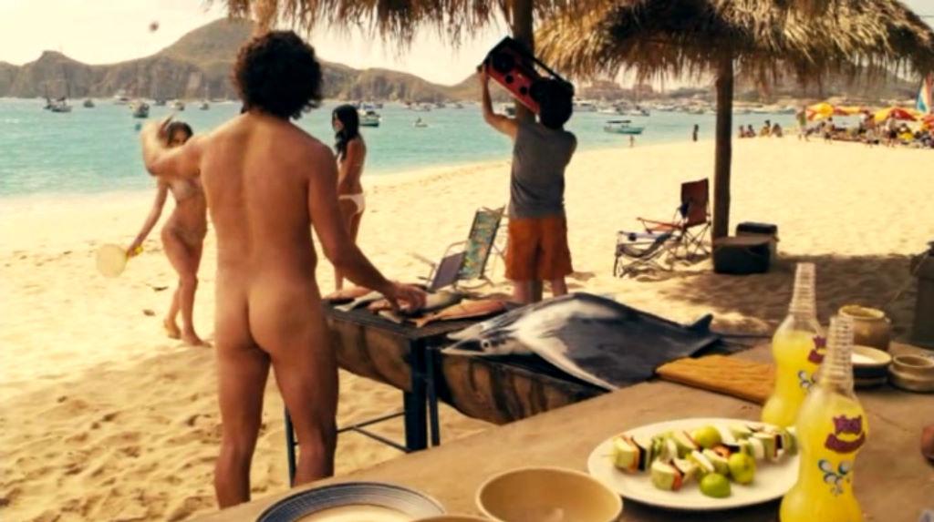 Adam Sandler Desnudo