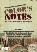 Colors notes (2011) online y gratis