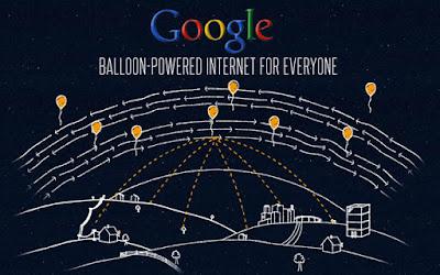 Google Akan Bantu Indonesia Dalam Meratakan Akses Internet