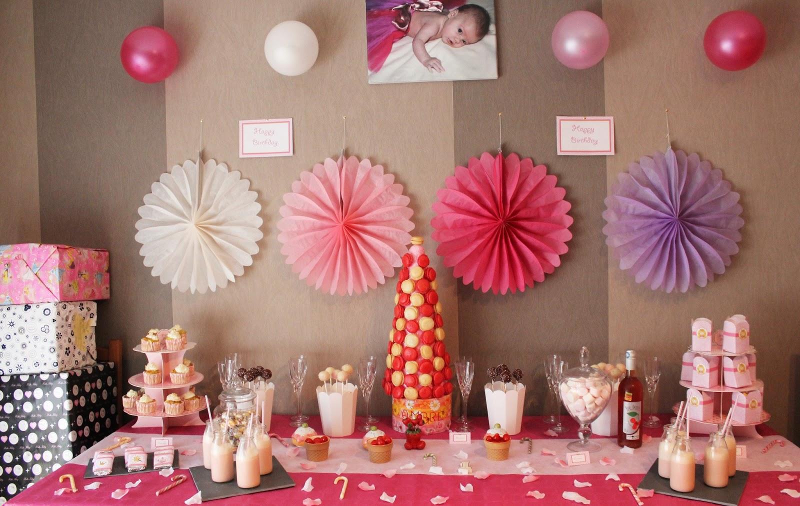 Bien connu Anniversaire - Kit Printables Princesse - Le Candy Bar BQ58