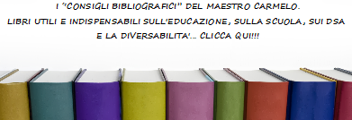 Novit! Clicca qui per visualizzare la sezione dedicata ai libri!