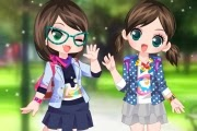 2 Kişilik İkizler Okulda
