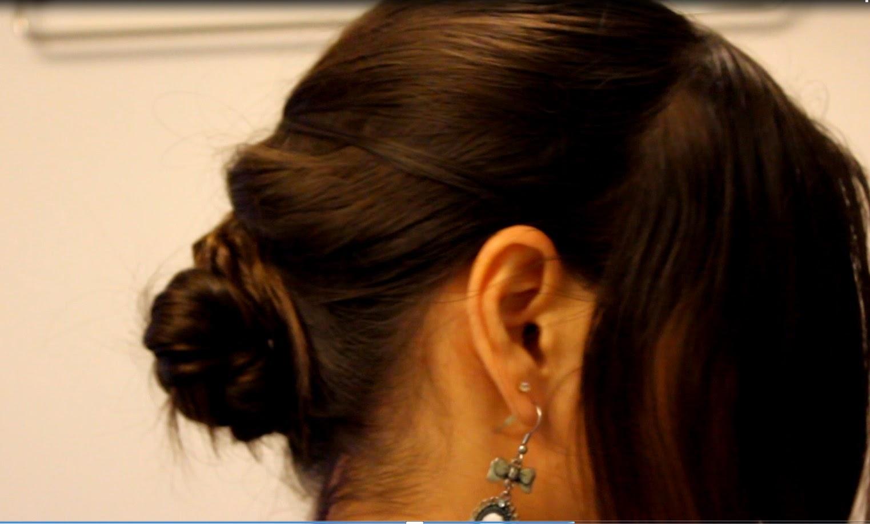 tuto coiffure tresse