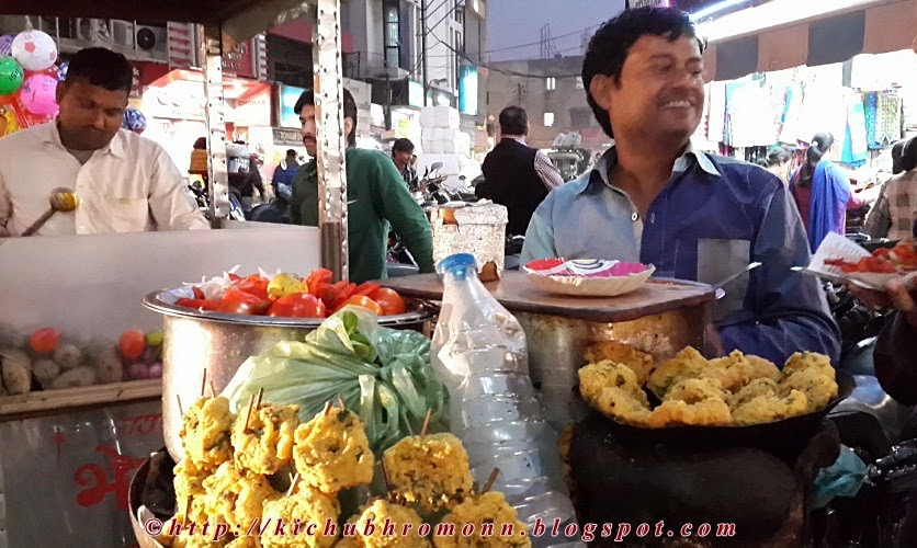 best street food in amritsar