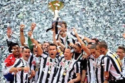 Festa Juventus Scudetto 2012 foto e video