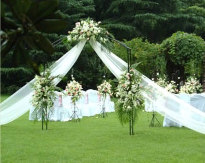 Ideas wedding decoration best wallpapers - Garden wedding decorations pictures ...