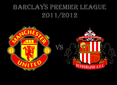 Manchester United vs Sunderland Barclays Premier League