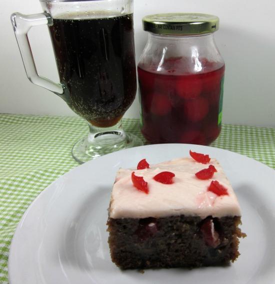 chocolate cherry cola poke cake 1 c cherry coca cola 1 2 c vegetable ...
